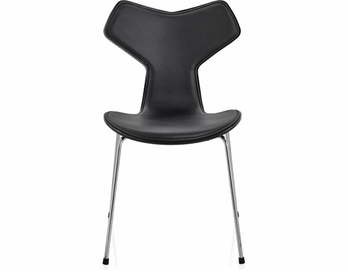 grand prix chair - front upholstered