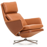 grand relax lounge chair - Antonio Citterio - vitra.