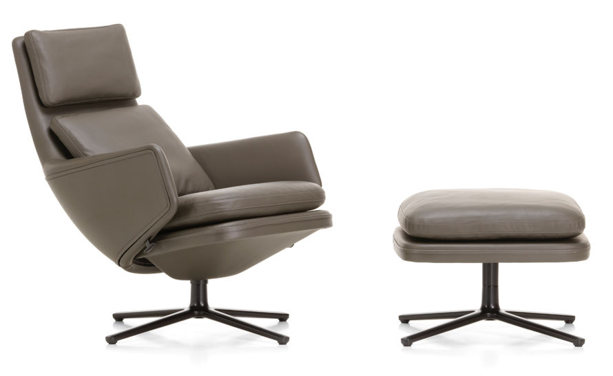 grand relax lounge chair and ottoman
