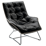 grandtour lounge chair  - zanotta