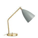 grasshopper table lamp - greta grossman - gubi