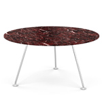 grasshopper high round table - Piero Lissoni - Knoll