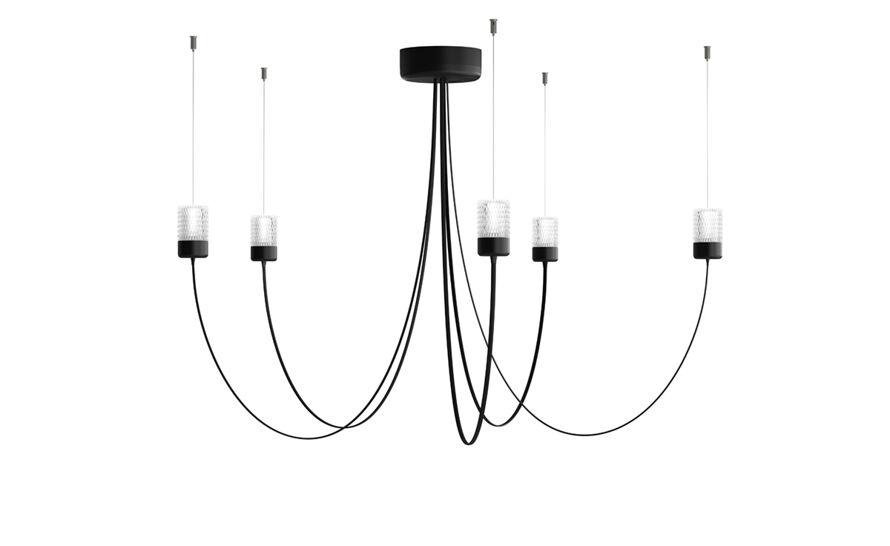 gravity chandelier