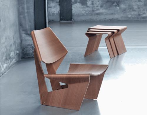 Grete Jalk Gj Bow Chair