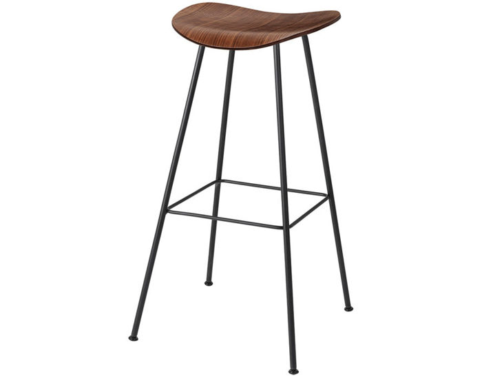 gubi 2d center base stool