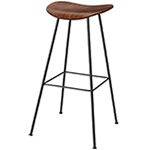 gubi 2d center base stool  -
