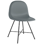 gubi 3d center base hirek dining chair  -