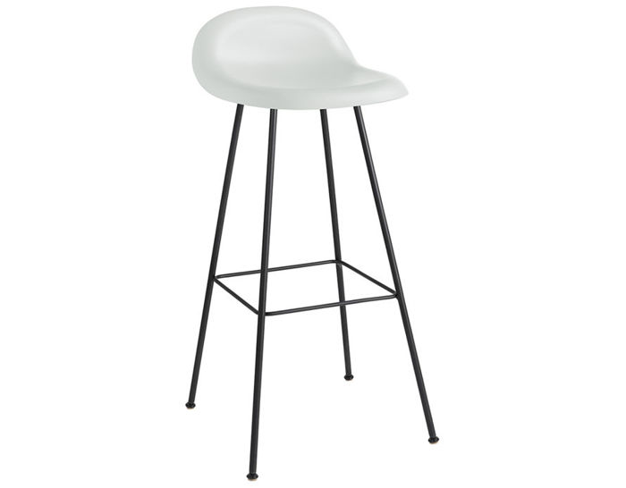 gubi 3d center base hirek stool