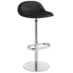 gubi 3d swivel base hirek stool  - gubi