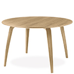 gubi round dining table  - gubi