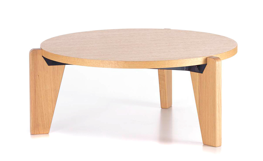 prouvé gueridon bas coffee table