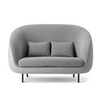 haiku tall two seat sofa  -