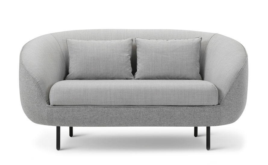haiku low two seat sofa