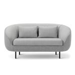 haiku low two seat sofa  -