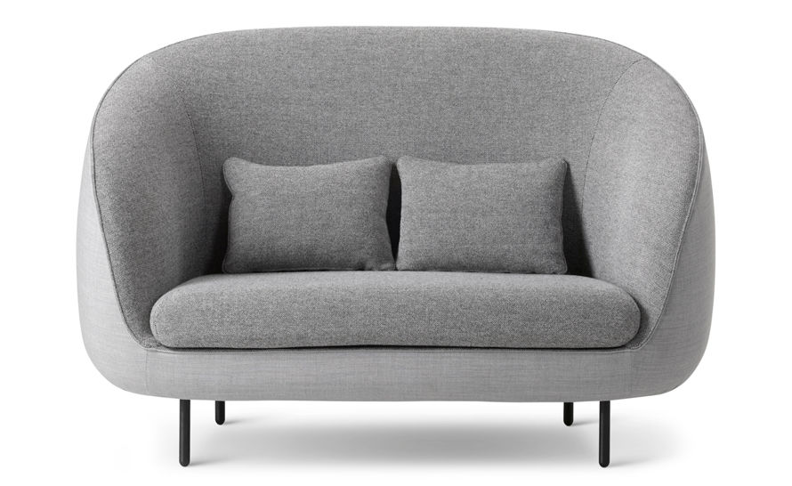 haiku tall two seat sofa