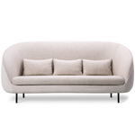 haiku tall three seat sofa  -