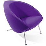 hanna lounge chair - Rene Holten - artifort