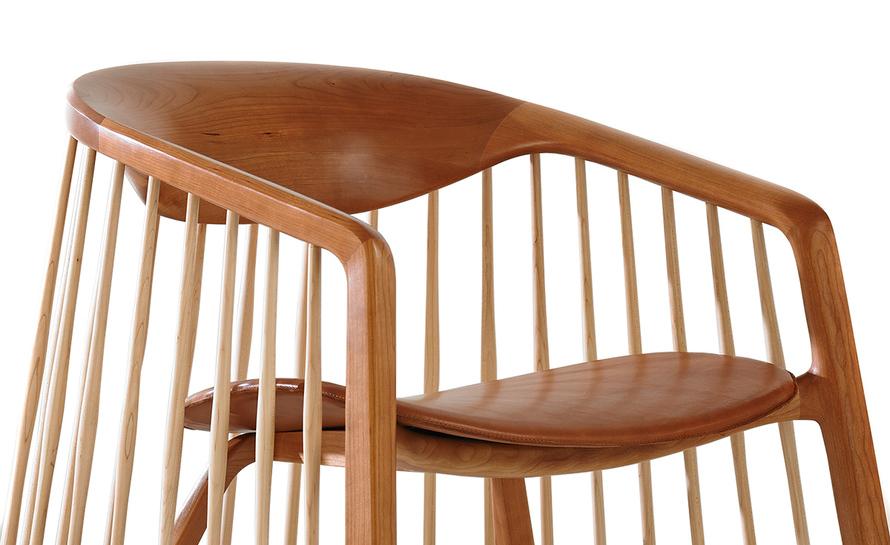 Harper Rocking Chair Hivemodern Com