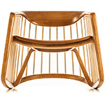 harper rocking chair  - Bernhardt Design