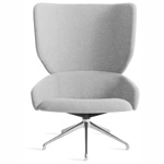 heads up swivel lounge chair  -