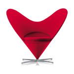 panton heart chair - Verner Panton - vitra.