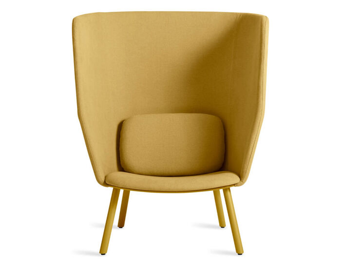 hedge high back lounge chair