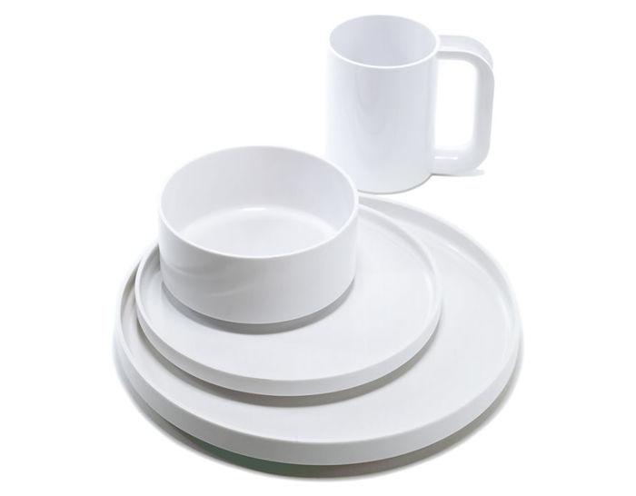 heller vignelli dinnerware set