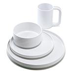 heller vignelli dinnerware set  -