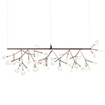 heracleum endless suspension lamp - Bertjan Pot - moooi