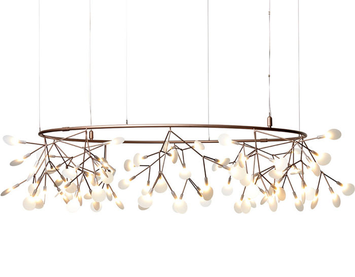 heracleum small big o suspension lamp