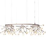 heracleum small big o suspension lamp - Bertjan Pot - moooi