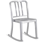 emeco heritage rocking chair - Philippe Starck - emeco