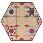 hexa rug  -