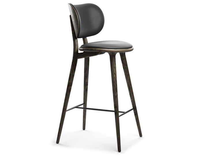 high stool backrest