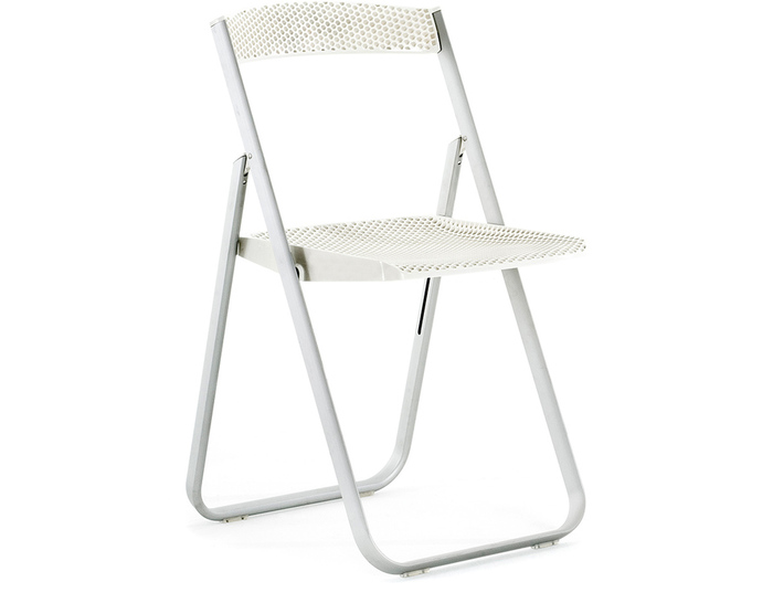 honeycomb folding chair