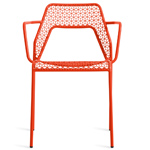 hot mesh armchair  - blu dot