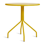 hot mesh cafe table  - blu dot