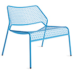 hot mesh lounge chair  - blu dot