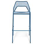 hot mesh stool  - blu dot
