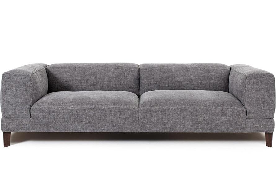 hub 3 seat sofa
