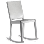 emeco hudson rocking chair  -