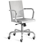 emeco hudson swivel armchair - Philippe Starck - emeco