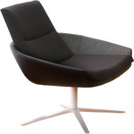 hugo low back easy chair  - Montis