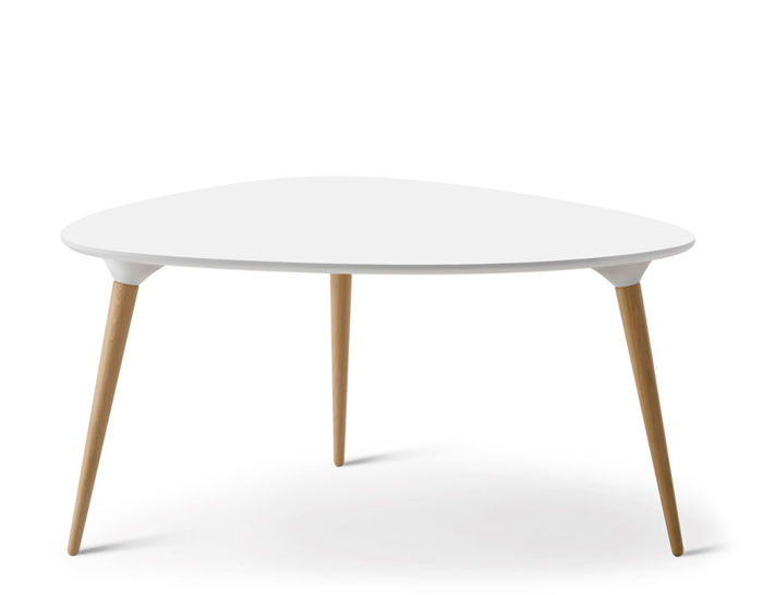 icicle triangular table