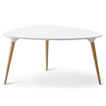 icicle triangular table  - Fredericia