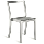 emeco icon stacking chair  -