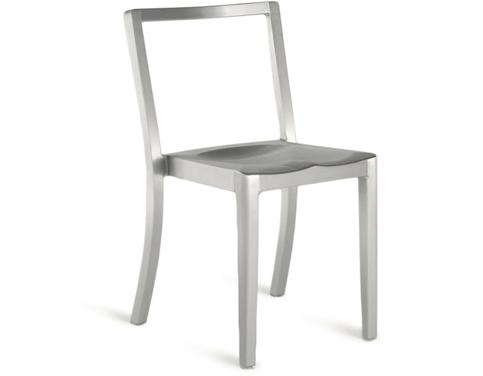 emeco icon stacking chair