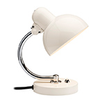 kaiser idell small table lamp  -