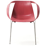 impossible wood chair  - Moroso