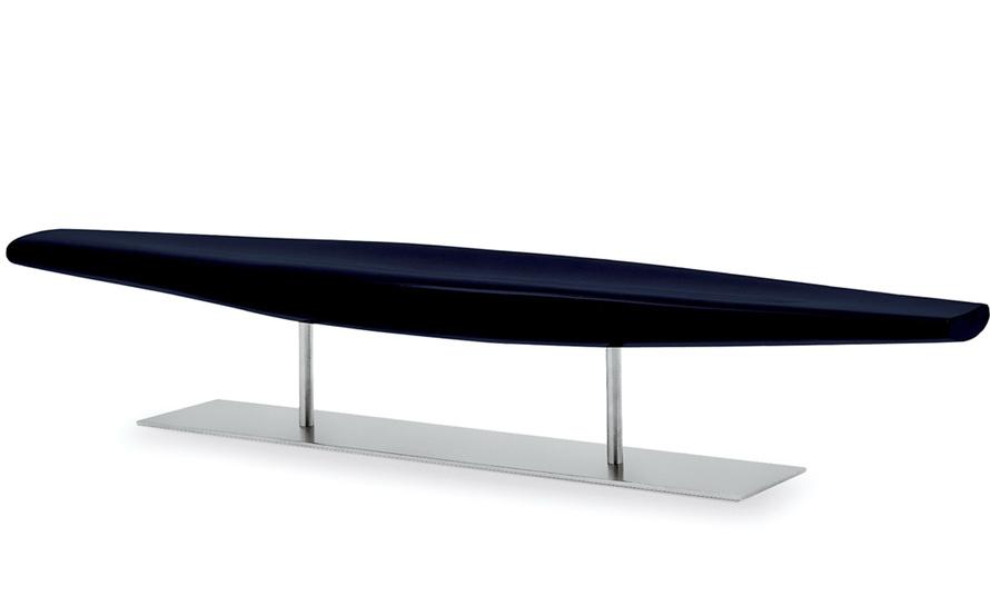 inout fiberglass bench